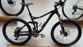 Maxx Jinxx 650B Full Suspension Tour/ All Mountain