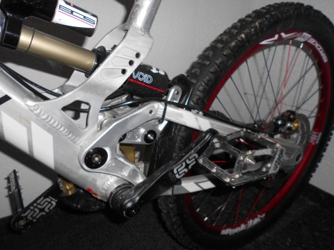 Morewood  Full Suspension Downhill/ Gravity