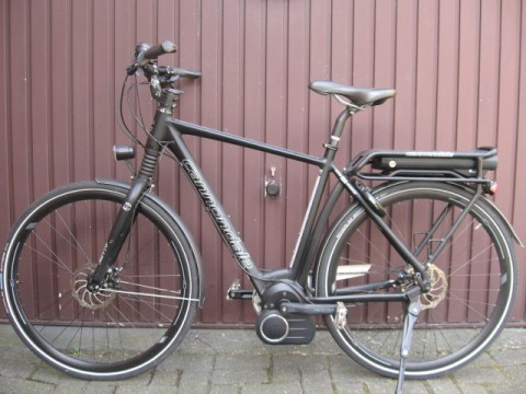 Cannondale E-Series Trekking