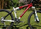 Rocky Mountain Element 50 Full Suspension Marathon/ Cross Country
