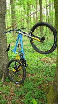 Nicolai Ion ST /(Ion GB-2) Full Suspension Downhill/ Gravity