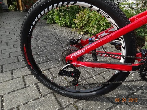 Specialized Epic FSR Expert Carbon Full Suspension Marathon/ Cross Country
