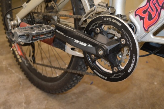 Giant Glory 1 Full Suspension Downhill/ Gravity