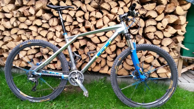 GT Zaskar 100 Carbon Team Hardtail Cross Country & Marathon
