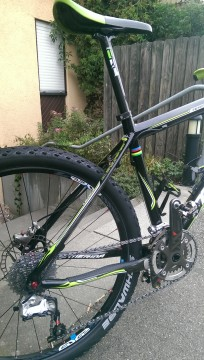 Merida O.Nine Superlite Team Hardtail Cross Country & Marathon