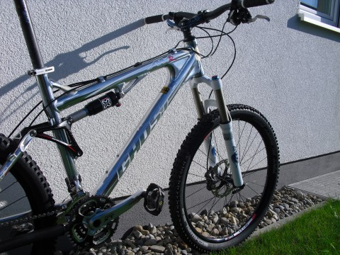 Ghost AMR 7500 Full Suspension Tour/ All Mountain