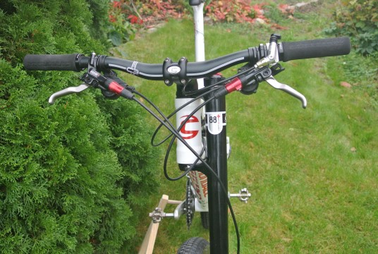 Cannondale Rize 120 Full Suspension Marathon/ Cross Country