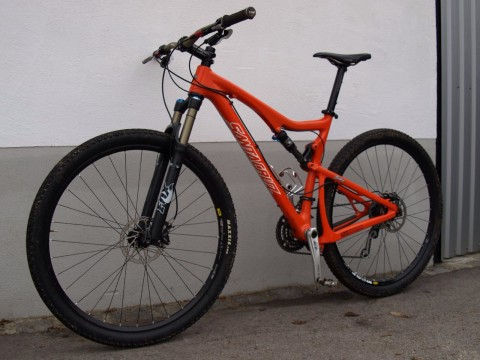 Santa Crut Tallboy 29 Full Suspension Tour/ All Mountain