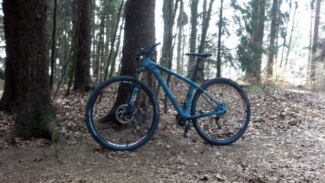 Cube Reaction GTC SL 29 Hardtail Cross Country & Marathon