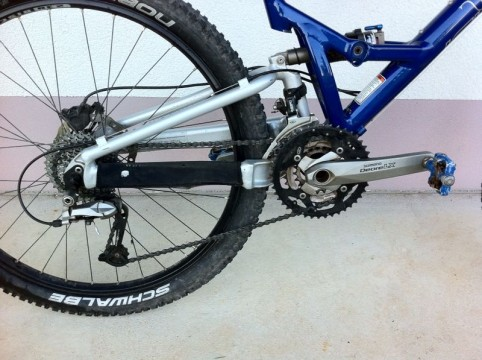 Cannondale Jekyll Full Suspension Tour/ All Mountain