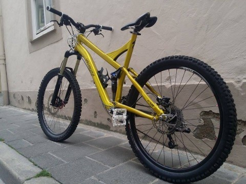Specialized Pitch Full Suspension Enduro/ Freeride