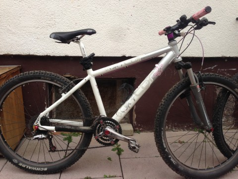 TBR Passima Hardtail Cross Country & Marathon