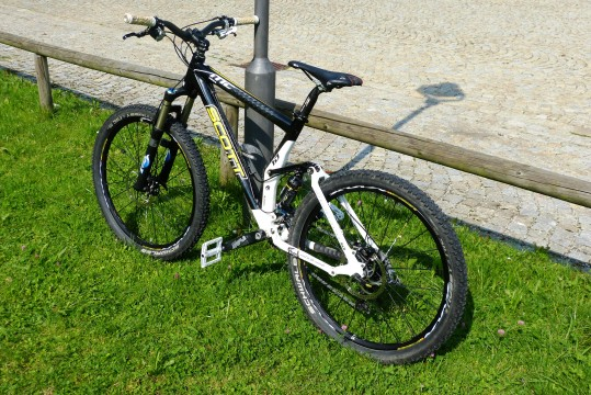 Scott Genius Mc Concept 10 Full Suspension Tour/ All Mountain