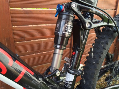 Ghost AMR Plus 7500 Full Suspension Tour/ All Mountain