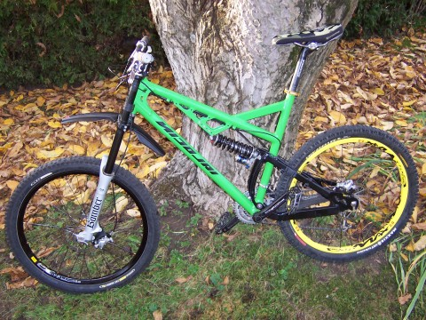 Nicolai BASS FR Full Suspension Enduro/ Freeride