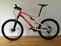 Specialized Epic FSR Comp 2012 Full Suspension Marathon/ Cross Country