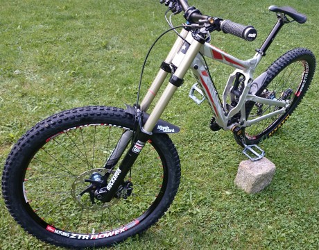 PROPAIN BICYCLES Rage 5 CUSTOM Full Suspension Downhill/ Gravity