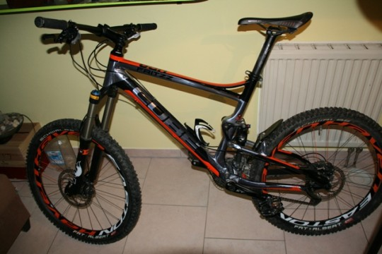 Cube Fritzz HPA 160 2011 Full Suspension Enduro/ Freeride