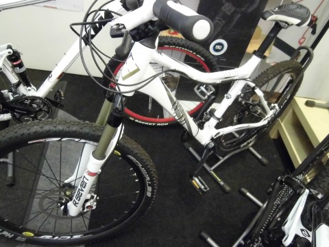 Centurion EVE LRS SLX Full Suspension Tour/ All Mountain