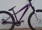 Rocky Mountain Flow DJ Hardtail Dirt/ Street