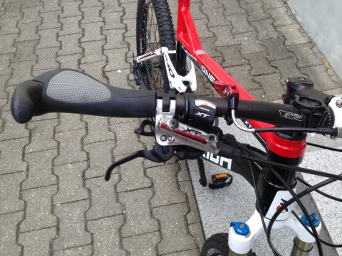 Merida One-Forty XT-D Full Suspension Tour/ All Mountain