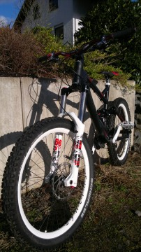 Votec V.FR Full Suspension Downhill/ Gravity