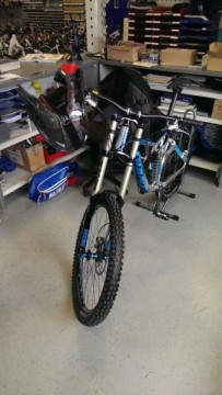 Giant Glory 0 Full Suspension Downhill/ Gravity