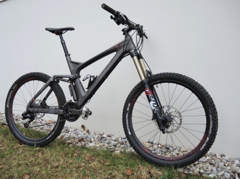 SCOTT Genius LT 10  2013 Full Suspension Enduro/ Freeride