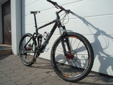 Simplon STOMP Full Suspension Marathon/ Cross Country
