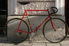 Raleigh Reynolds 753 Bahnrennrad/ Single Speed