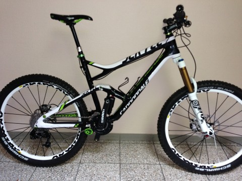 Cannondale Jekyll 1 Full Suspension Enduro/ Freeride