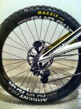 GT Fury Alloy 1.0 Full Suspension Downhill/ Gravity