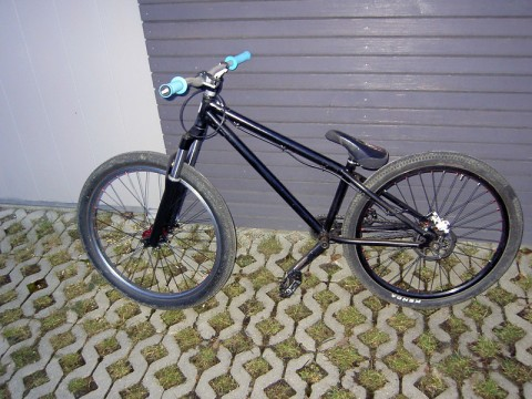 Commencal Absolut CrMo Hardtail Dirt/ Street