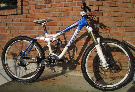 Kona Stinky Full Suspension Enduro/ Freeride