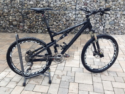 Bergamont Contrail MGN Full Suspension Marathon/ Cross Country
