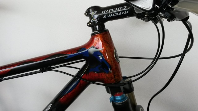 Isaac Impact Hardtail Cross Country & Marathon