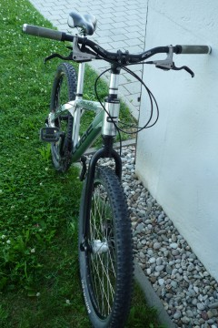 Cube Flying Circus Hardtail Allgemein