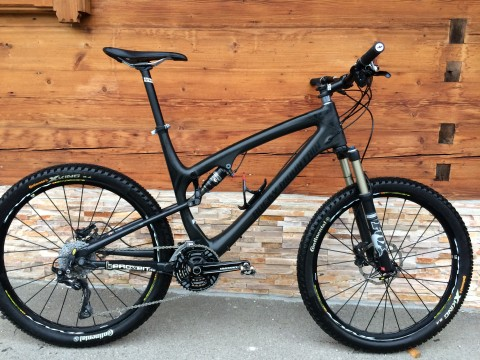 Rocky Mountain Element 50 MSL Carbon Full Suspension Marathon/ Cross Country