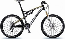 Definitive Mountainbike SLIDE Infinity 100.2 Full Suspension Marathon/ Cross Country