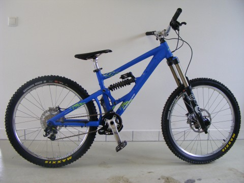 Merida Freddy Team 2013 Full Suspension Downhill/ Gravity