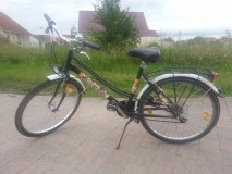 MC Kenzie City Bike 100 Damenrad