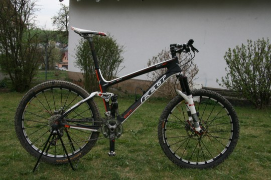 Felt Edict LTD Full Suspension Marathon/ Cross Country