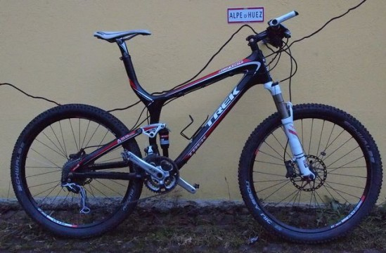 TREK Top Fuel 9.9 SSL Full Suspension Marathon/ Cross Country