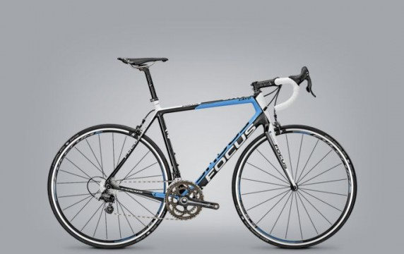 Focus Cayo Evo Team Replica 2014 Rennrad Allround