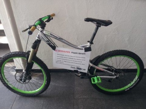PROPAIN BICYCLES Spindrift Full Suspension Enduro/ Freeride