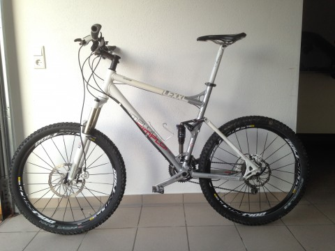 Simplon Lexx Full Suspension Tour/ All Mountain
