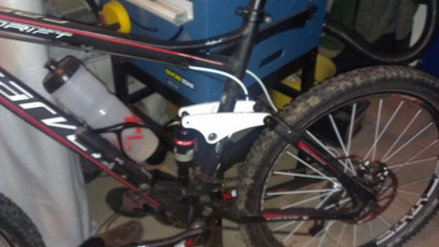Carver CPS Full Suspension Tour/ All Mountain