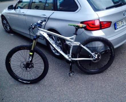 Ghost Cagua 6550 Full Suspension Enduro/ Freeride