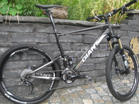 Giant Anthem X 1 Full Suspension Tour/ All Mountain