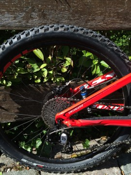 Specialized Epic Comp Carbon Full Suspension Marathon/ Cross Country